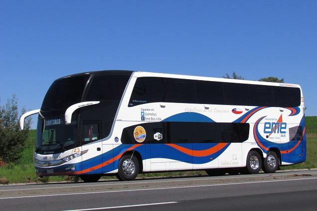 Ônibus Double Decker dividem os espaços nas classes Executivo e Leito ou Cama. Crédito: order_242 / [CC BY-SA 2.0 / via Wikimedia Commons
