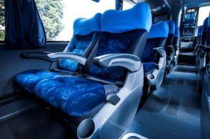 tipos de ônibus - executivo