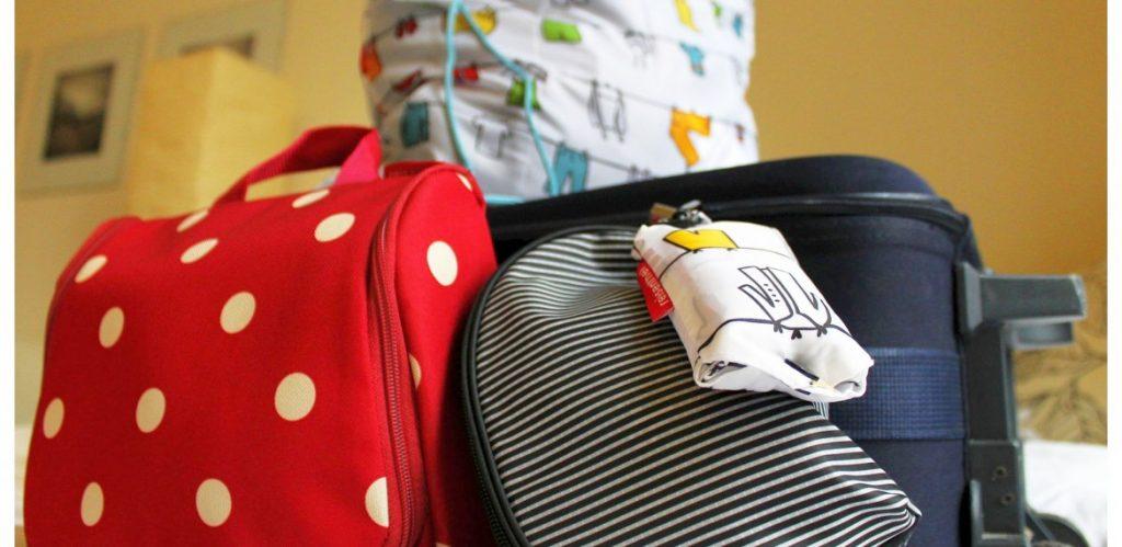 bagagem para viagem de ônibus