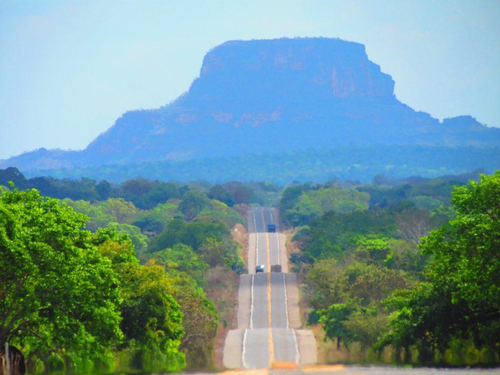 Viajar de ônibus e conhecer o Brasil - Chapada das Mesas