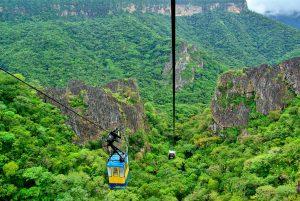 Viajar de ônibus e conhecer o Brasil - Serras Cearenses