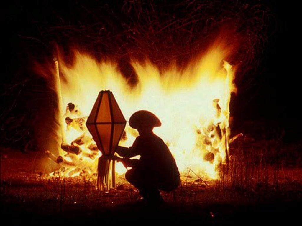 festas juninas - fogueira
