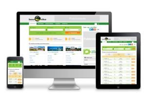 BuscaOnibus desktop, tablet e smartphone