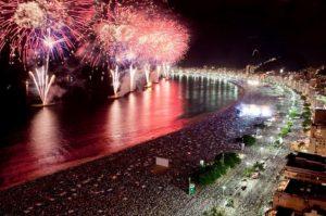 Reveillon Copacabana 2017