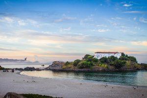Praia do Forte é um dos atrativos de Cabo Frio