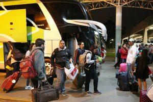 Passageiros devem antecipar a compra da passagem para o fim de ano