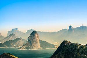 Rio de Janeiro com suas praias, agito e carnaval também está no ranking do Tinder