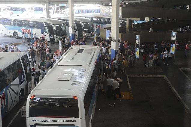 Monitriip vai monitorar viagens do transporte rodoviário interestadual e internacional de passageiros Foto: Fernando Frazão/ Agência Brasil