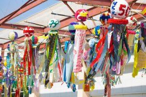 Festival Tanabata é uma das celebrações de origem japonesas
