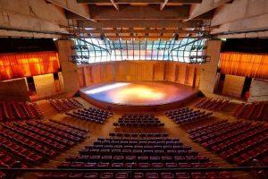 Auditório Cláudio Santoro recebe o Festival Internacional de Inverno de Campos do Jordão