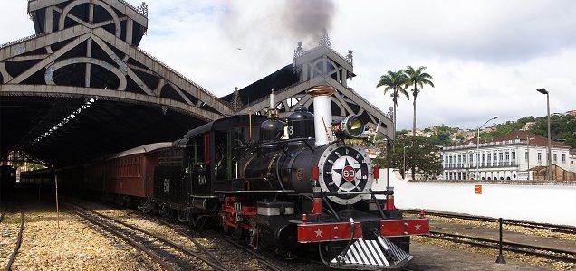 Passeios de trem que você precisa fazer no Brasil
