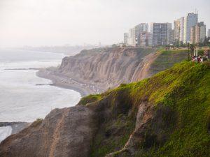 Cidade de Lima no Peru é o destino final da viagem de ônibus da Expresso Ormeño a partir do Rio de Janeiro