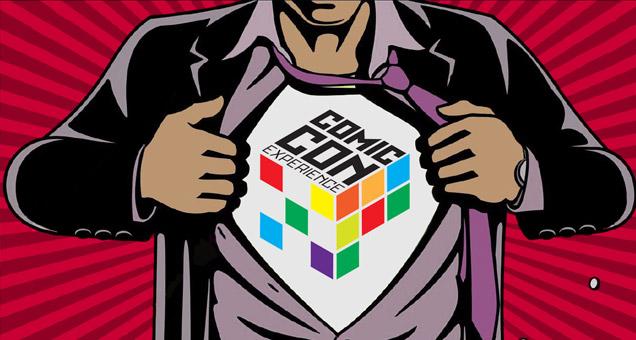 Comic Con Experience grandes nomes dos seriados, quadrinhos e cinema