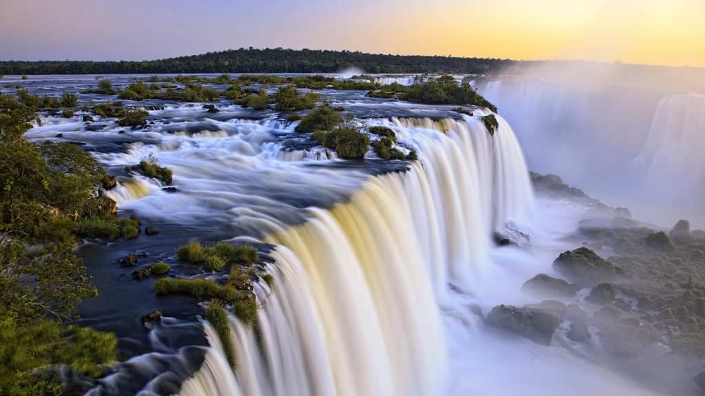 viagem pelo Brasil - Cataratas de Foz