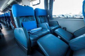 tipos de ônibus - semi leito