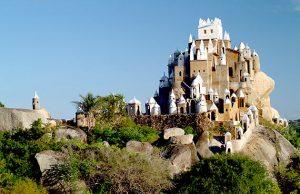 Viajar de ônibus e conhecer o Brasil - castelos RN