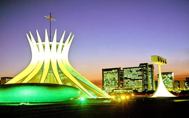 conheça o Brasil Brasília