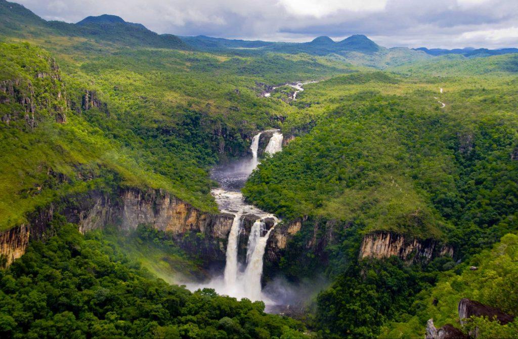 conheça o Brasil Goiás