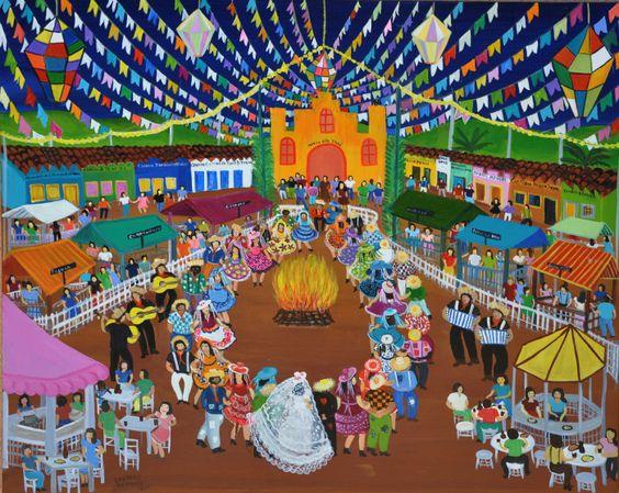 festas juninas - Nordeste