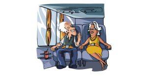 aproveite as férias - idosos