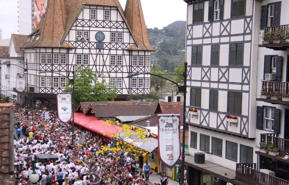Festas de Outubro - Oktoberfest