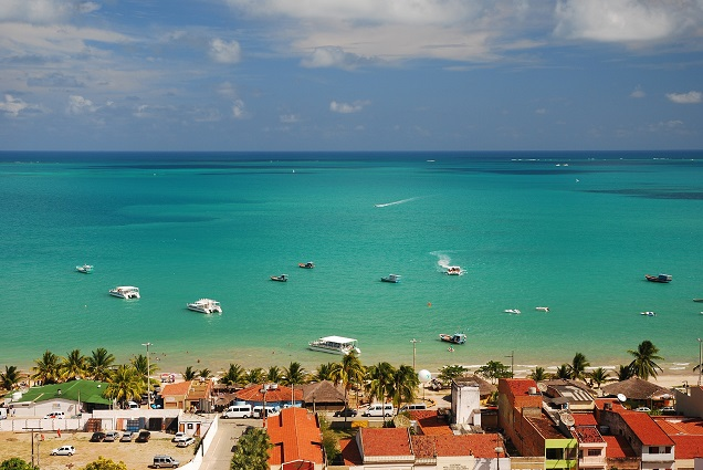 Maragogi é uma praia linda com piscinas naturais