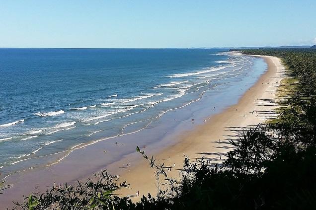 Quando bater o desânimo na missão da economia, pense na praia de Itacaré, na Bahia.