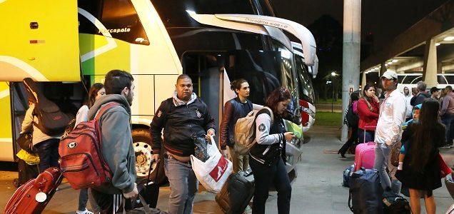Rodoviárias terão ônibus extras no fim de ano