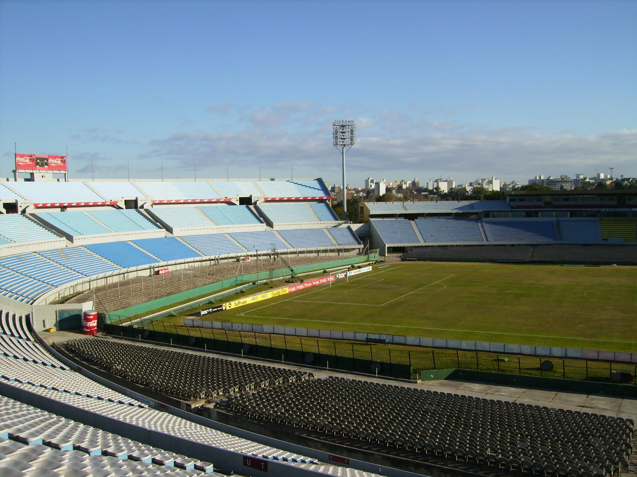 Estádio Centenário recebeu a primeira Copa do Mundo, em 1930