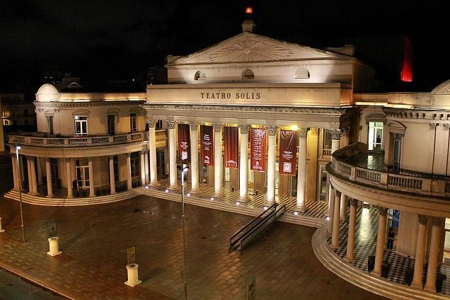 Teatro Solis vale a visita em Montevidéu