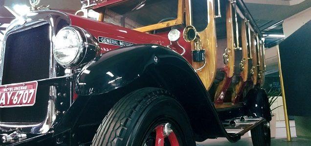 Conheça o primeiro ônibus da empresa mais antiga do Brasil