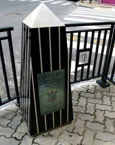 Corinthians foi fundado no Bairro do Bom Retiro no ano de 1910
