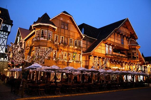 Cervejaria Baden Baden é um dos principais símbolo de Campos do Jordão