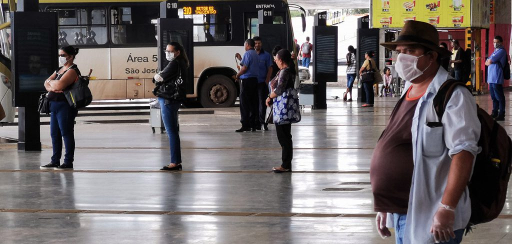 Coronavírus: mudança na rotina de viagens de ônibus e rodoviárias