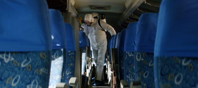 Coronavírus: sua viagem de ônibus pelos estados do Brasil