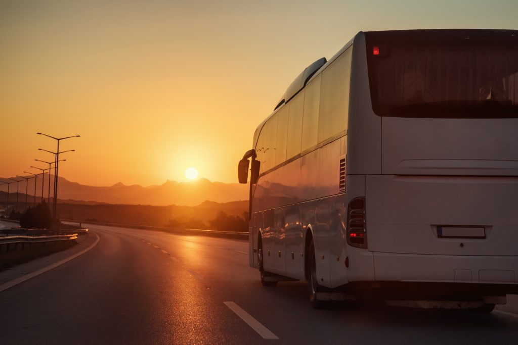 Viagens de ônibus interestaduais podem operar com algumas mudanças