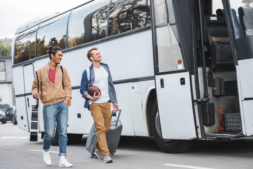 Empresas de ônibus deverão instruir passageiros que irão viajar de ônibus rodoviário durante a pandemia do coronavírus