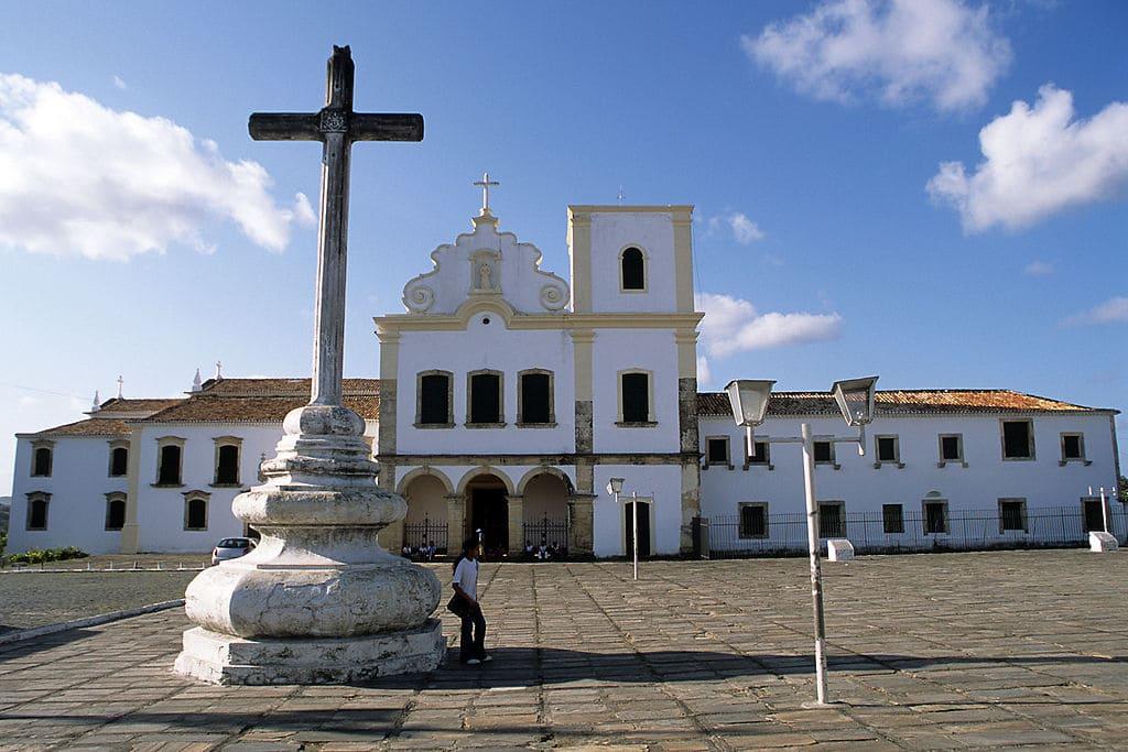 Cidade de São Cristóvão-SE possui vários exemplares da arquitetura franciscana