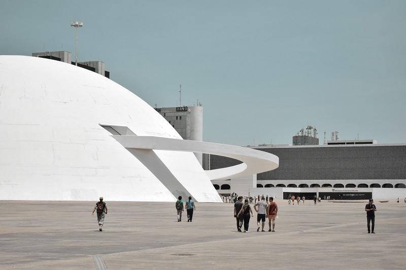 Brasília é um dos grande marcos urbanísticos mundiais