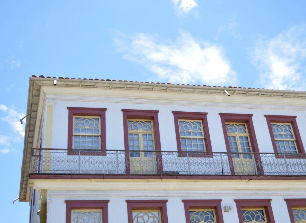 Diamantina impressiona por sua arquitetura e seu centro histórico