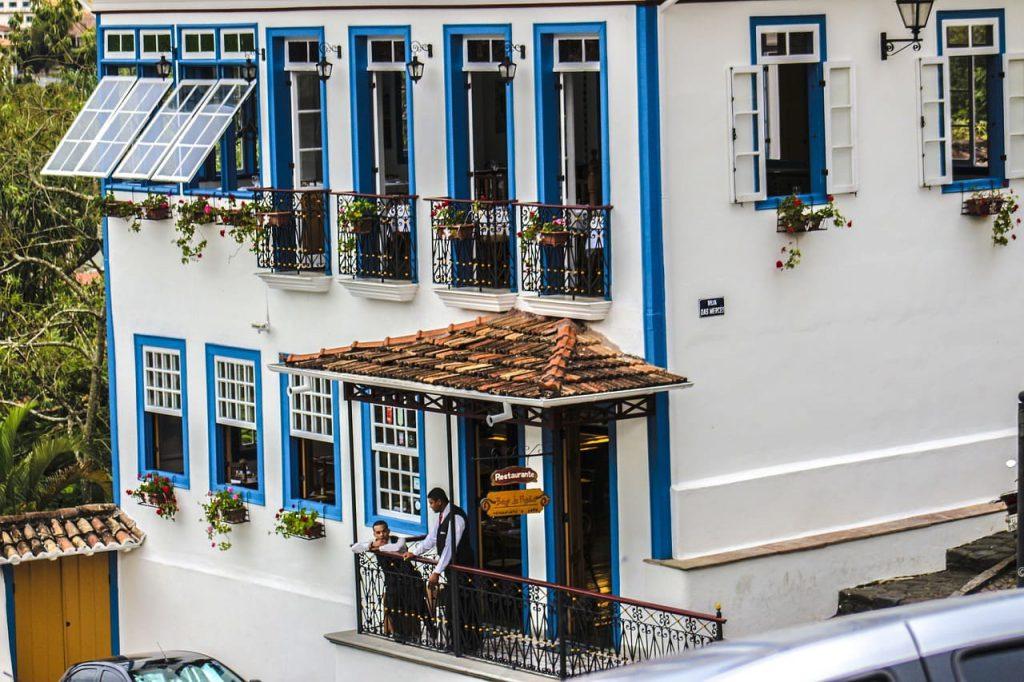 É fácil se apaixonar por toda a cultura e história de Ouro Preto-MG