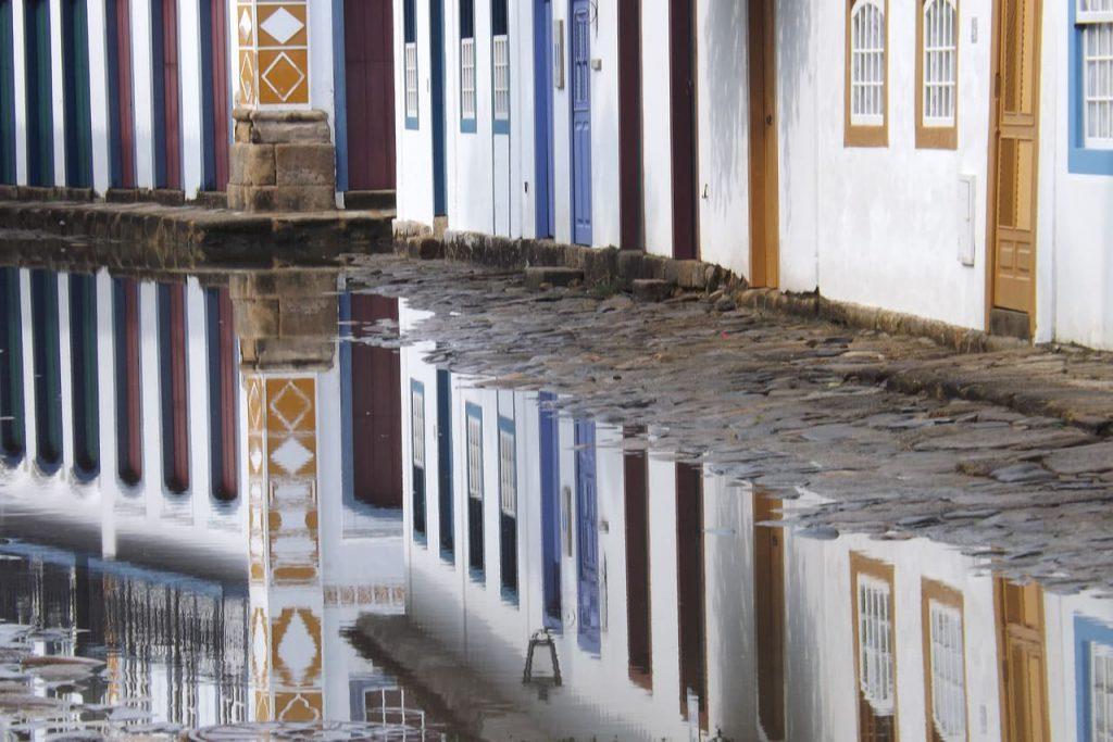 Em Paraty, você vai descobrir riquezas arquitetônicas do nosso país